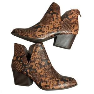 SO Women's Ankle Boots